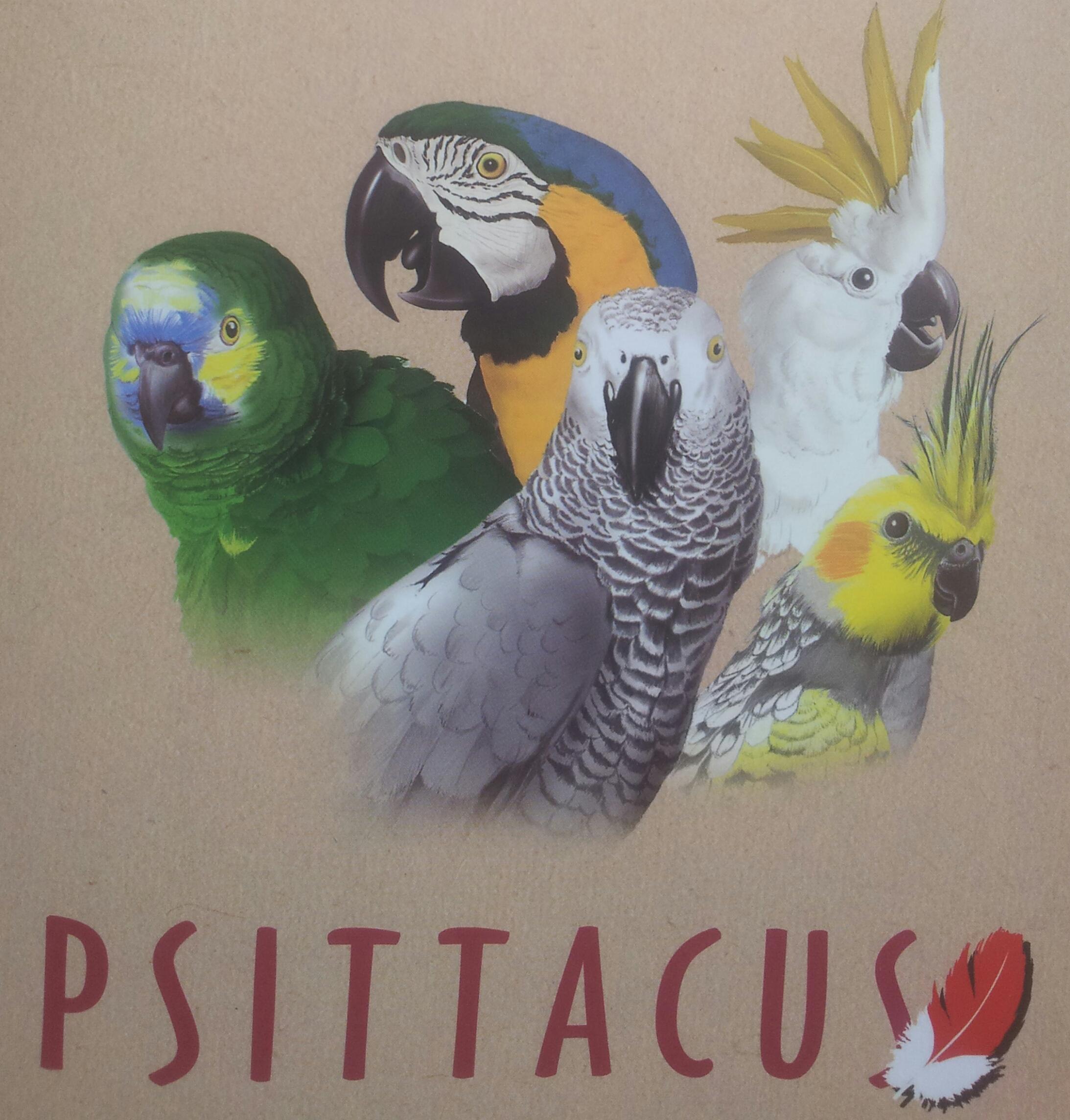 Psittacus Pelletvoeding