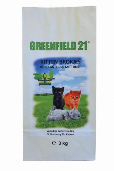 Greenfield 21 Kitten 3kg
