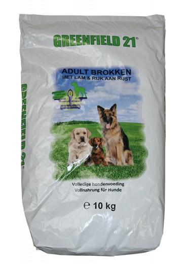 Greenfield 21 Adult Lam&Rijst 10kg