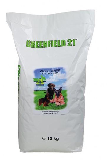 Greenfield 21 Adult Lam&Rijst Dinner 10kg
