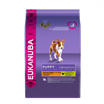 Eukanuba Puppy medium 12kg