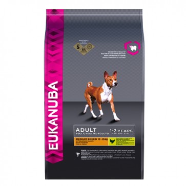Eukanuba Medium Adult 12kg