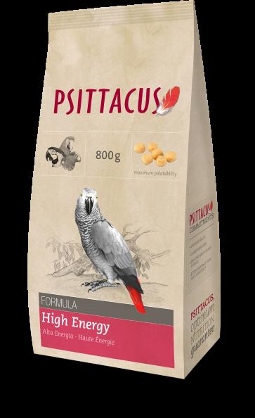 Psittacus Maintenance High Energy 800gr