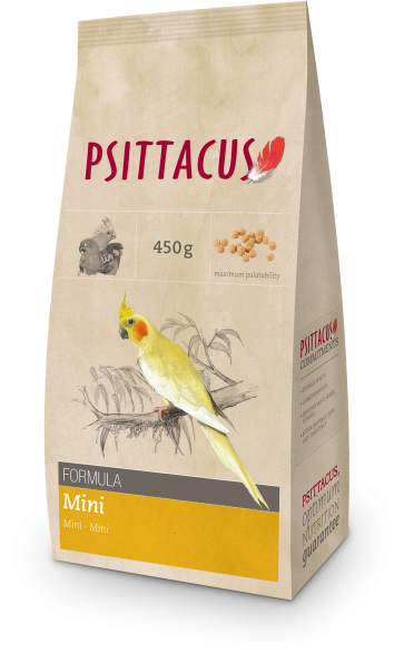 Psittacus Maintenance Mini 450gr