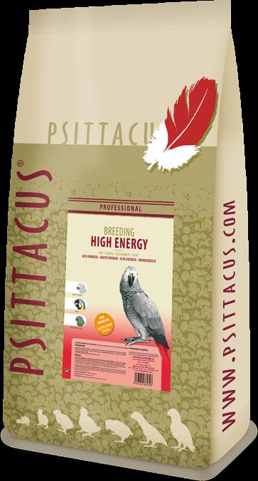 Psittacus Breeding High Energy 12kg