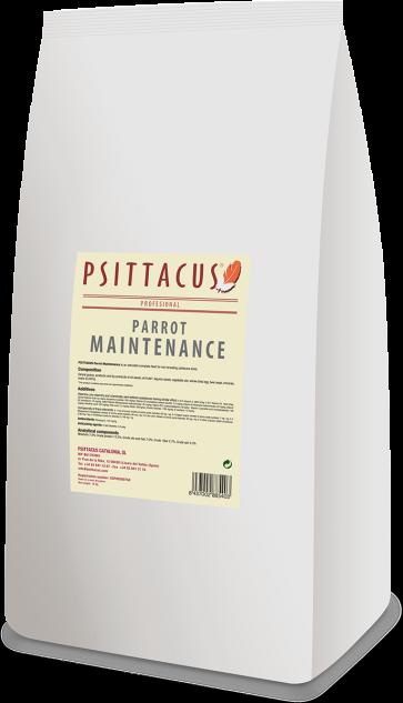 Psittacus Parrot Maintenance 15kg