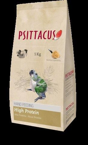 Psittacus High Protein 1kg