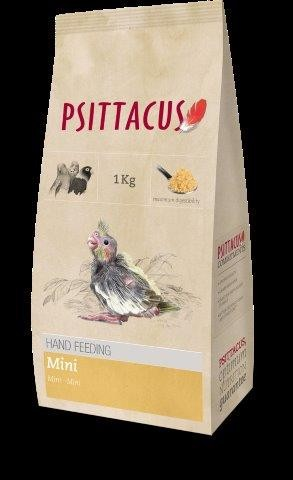 Psittacus Mini handfeeding 1kg