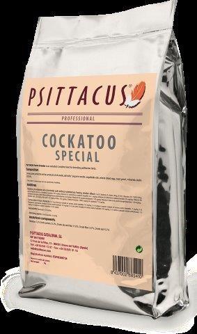 Psittacus Cockatoo special 5kg