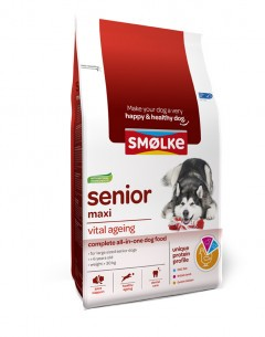 Smølke Senior Maxi 12kg