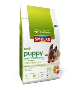 Smølke Puppy Graanvrij 12kg