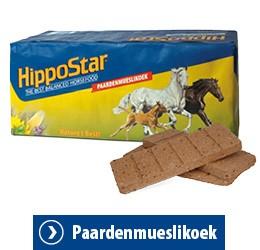 Hippostar Paardenmueslikoek 7,2kg