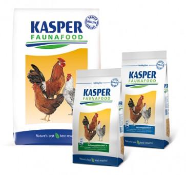 Kasper Faunafood gemengd graan(met hele maïs) 20kg