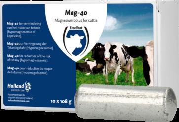 Mag-40 Magnesium Bolus