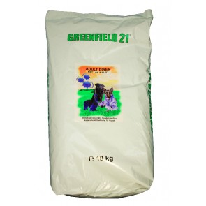 Greenfield 21 Adult Lam&Rijst Dinner 10kg