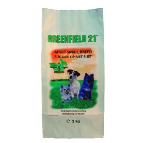 Greenfield 21 Adult Small Breed 3kg