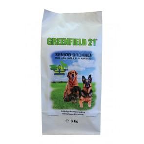 Greenfield 21 Senior Lam&Rijst 3kg