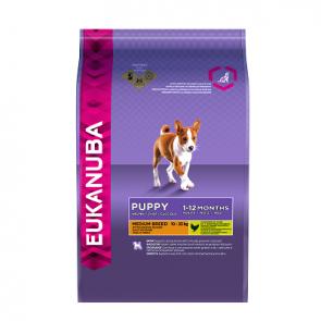 Eukanuba Puppy medium 12kg