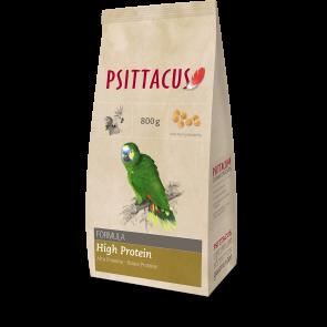 Psittacus Maintenance High Protein 800gr