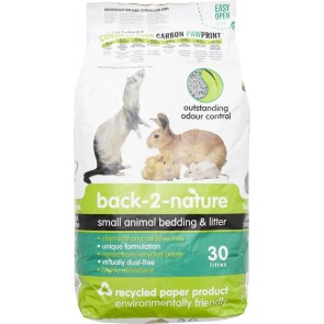Back2Nature Bodembedekker 30 ltr