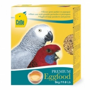 CÉDÉ Eivoer Voor Grote Parkieten En Papegaaien 5 kg