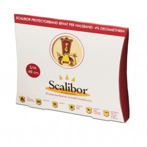 Scalibor, Tekenband Small / Medium 48 Cm 1 st.