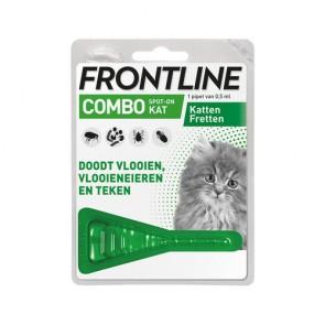 Frontline Combo Kittenpack 1 st.