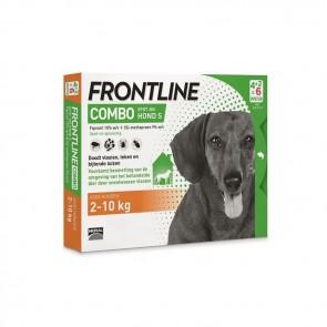 Frontline Combo® Hond S,2 tot 10 kg 4+2