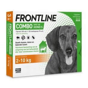 Frontline Combo® Hond S,2 tot 10 kg 3