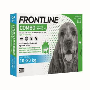 Frontline Combo® Hond M, van 10 tot 20 kg 3