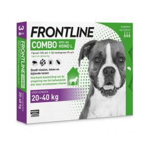 Frontline Combo® Hond L, van 20 tot 40 kg 3