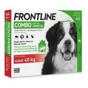Frontline Combo® Hond XL, van 40 tot 60 kg 3
