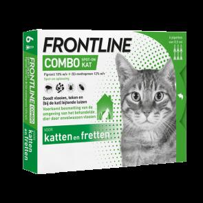 Frontline Combo® Kat 6