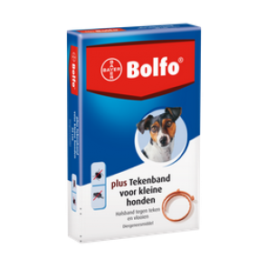Bolfo Tekenband Kleine Hond 1 st.