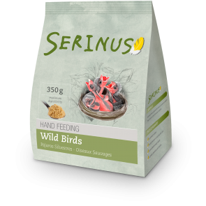 Serinus Wild Birds Hand-feeding formula 350 gr.
