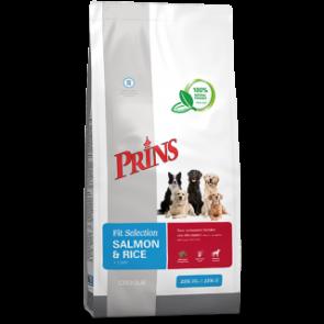 Prins Fit-Selection Zalm & Rijst 15 kg
