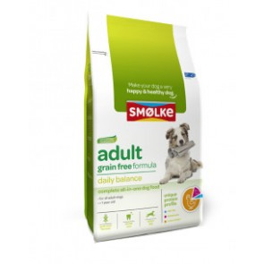 Smølke Adult Graanvrij 12kg