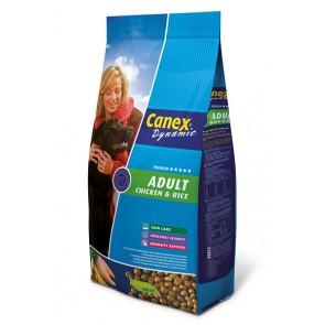 Canex Adult Kip&Rijst 12,5kg