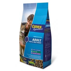 Canex Adult Vis&Rijst Maxi 12,5kg