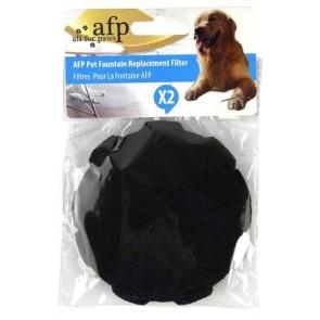 AFP Pet Fountain Replacement Filter Cartridges