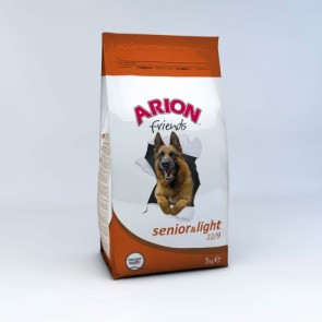Arion Senior-Light 22/9 Kip&Rijst 3kg