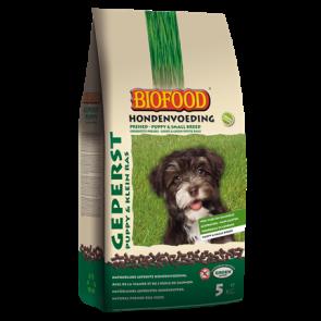Biofood geperste brokken Puppy 5kg