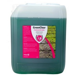 GreenClear bij atmosvervuiling concentraat