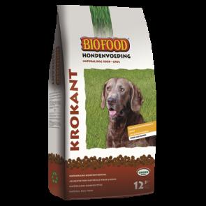 Biofood krokante brokken 12,5kg