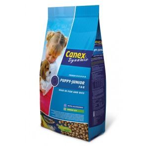 Canex Junior Vis&Rijst 12,5kg