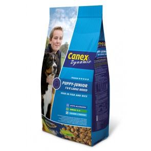 Canex Junior Vis&Rijst Large Breed 12,5kg