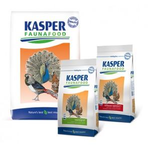 Kasper Faunafood Gallus 1 opfokmeel 20kg