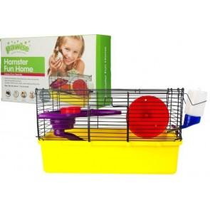 Hamster Fun Home S (38x23x23cm)