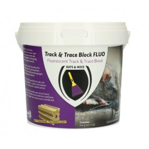 Track and Trace Block Fluo (40x15g)