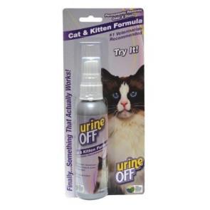 Urine Off Cat & Kitten sprayer in Blister